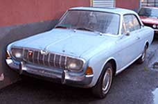 1965 German Ford Taunus for Sale